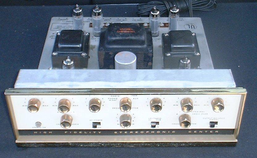 RADIO PHOTOFACT STROMBERG CARLSON 1220 series PHONO